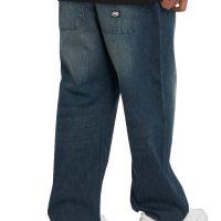 Ecko Unltd. Big Jack Baggy Fit Jeans in blau Portofrei bei